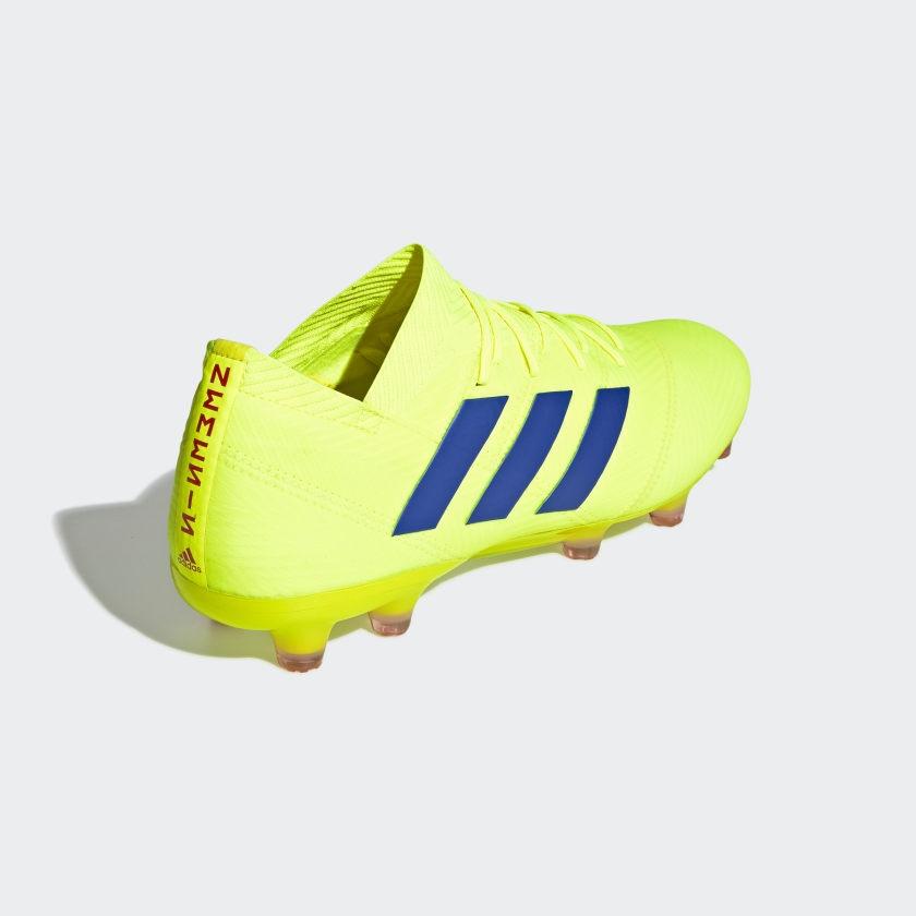 67662c04c Calcio adidas Nemeziz 18.1 Fg Scarpe da Calcio Uomo BB9426